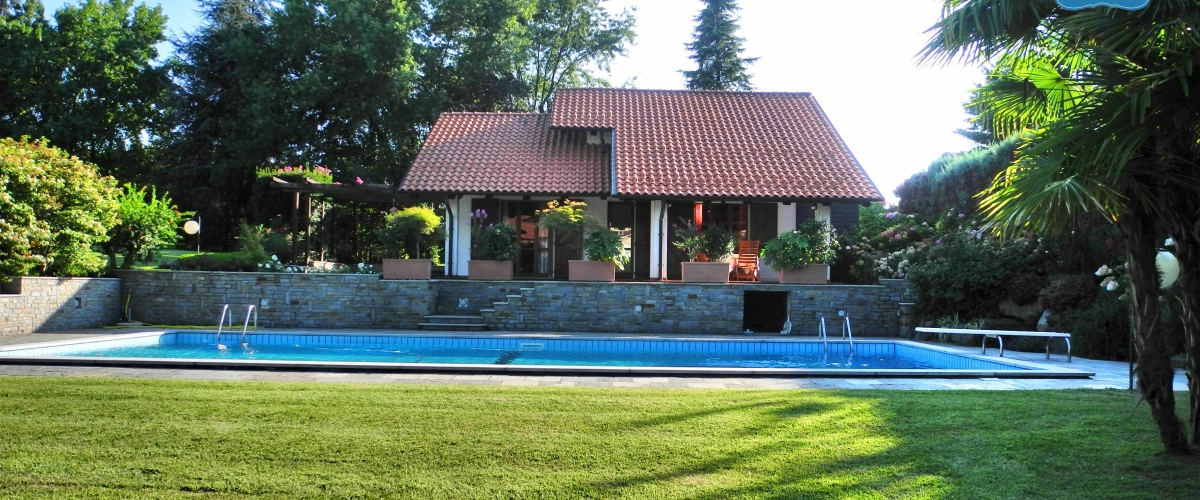 Bed & Breakfast Ca' Mia B&B di Charme Roppolo, Biella Piemonte Italy piemonte, lusso, luxury, piscina, swimming pool