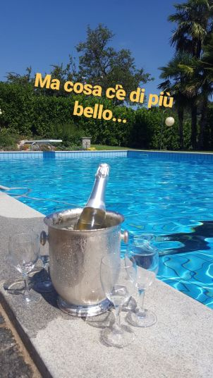 Ca' Mia B&B di Charme, Roppolo, Piedmont, Italy, swimming pool House,
