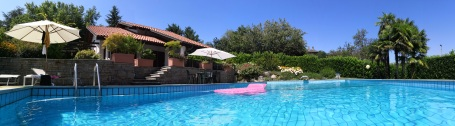 B&B Ca' Mia, Roppolo, Piemonte, Italy, Swimming pool